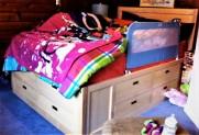 12 drawer children's bed