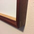 picture frame - corner detail