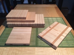 Short End of the Stick cutting boards