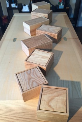 Backer Board Boxes