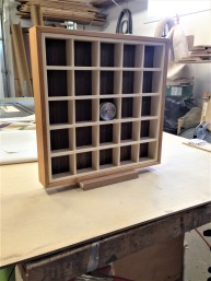 yo-yo display cabinet