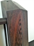 wenge armature - grain detail