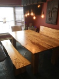 tamarack country kitchen set