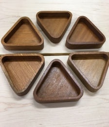 """GEO"" trays - large triangles"
